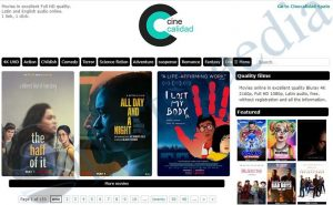 Cinecalidad - Watch and Download Free HD Movies | Cinecalidad App