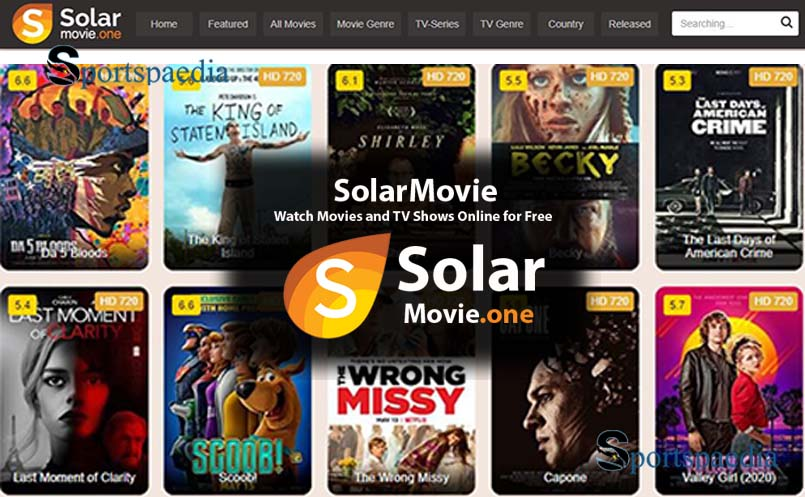 Top 10 Solarmovies Like Site to Watch Movies and TV Series Online