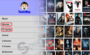 Toxicwap Movies and Tv Series Download | www.toxicwap.com