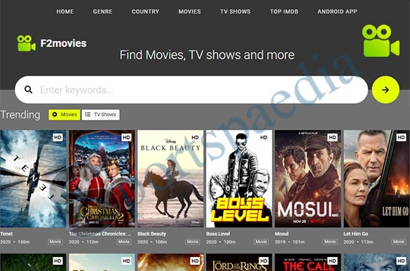 F2Movies - Watch & Download Free Movies and Tv Series on F2Movies.to