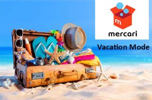 How Mercari Sellers Put Their Account On Vacation Mode