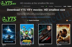 YTS - Download & Stream Online Free YTS YIFY Movies