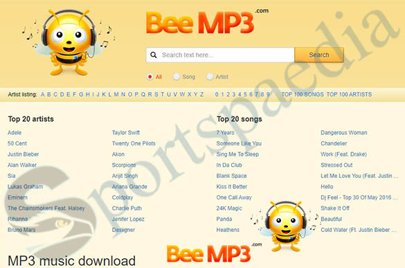 BeeMp3 - Free MP3 Music Downloads | Bee Mp3 Download