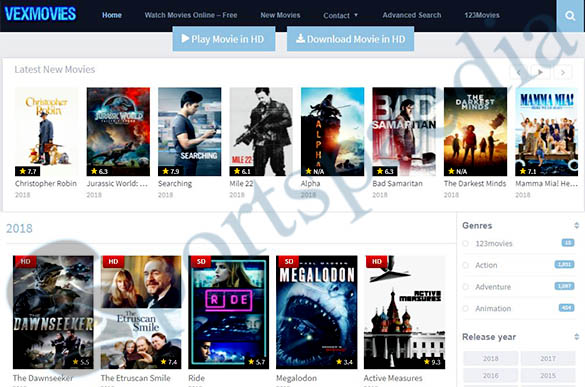 Vexmovies - Watch and Download Free Movies Online