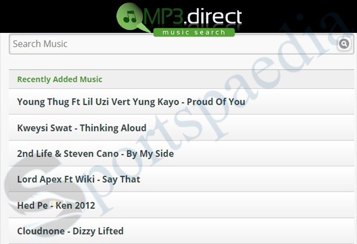 Mp3 Direct - Free Mp3 Music & Songs Download | www.mp3direct.com