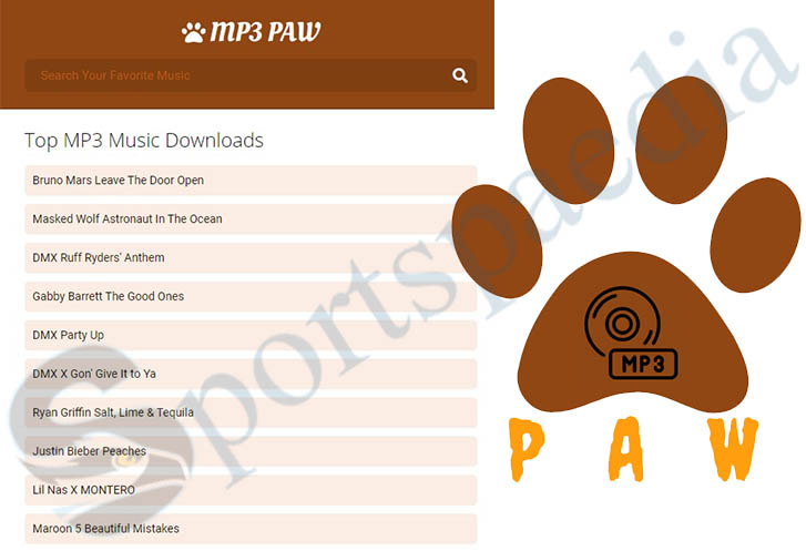 Mp3 Paw - Download Free Mp3 Music or Songs | www.mp3paw.com
